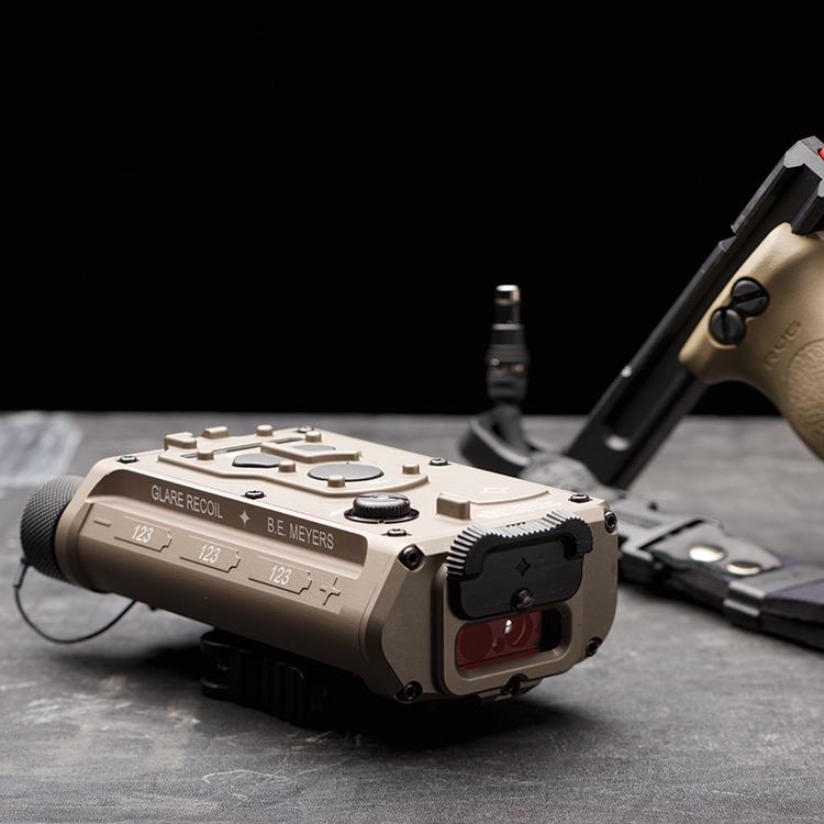 GLARE RECOIL Laser