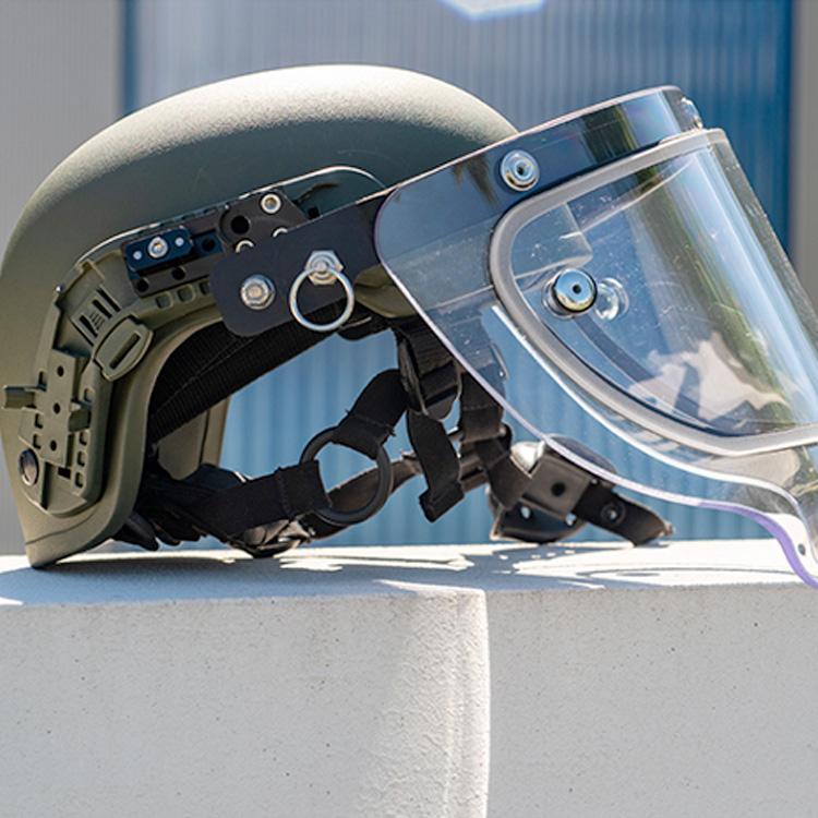 MACH III Ballistic Helmet