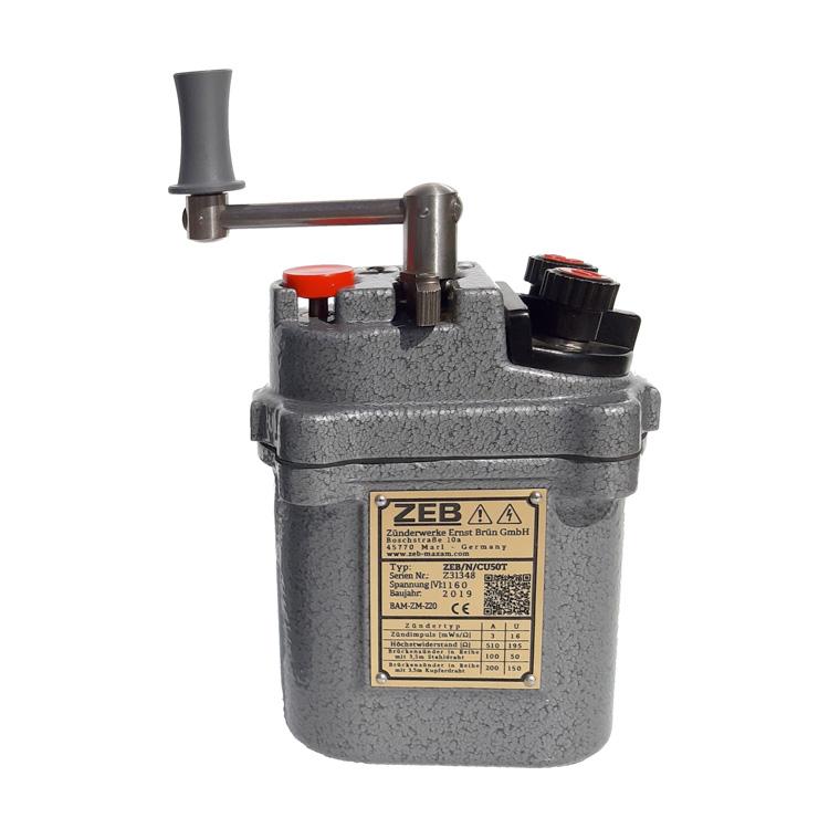 Exploseur mécanique N/CU100T
